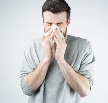 sinus infection clicking sound