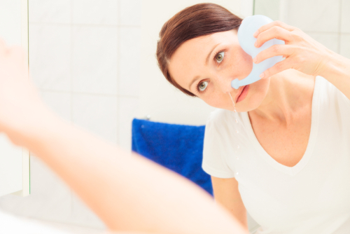 what to do for sinus infection