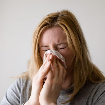 clogged ear sinus infection